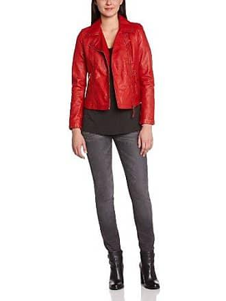 Damen BlousonJacke Rot Rouge (Feu) Oakwood
