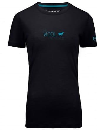 150 Cool World T-Shirt T-Shirt für Damen | schwarz Ortovox