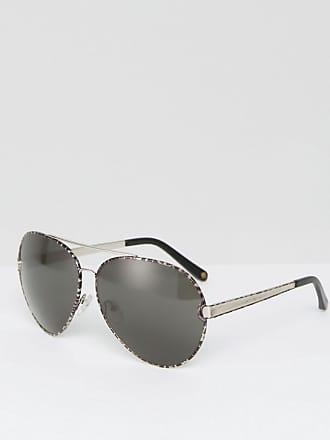 Beige Aviator Style Sunglasses - OS / BEIGE I Saw It First 0WRv68GD