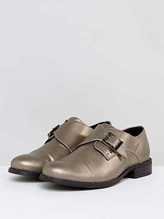 Park Lane Chaussure Moine Avec Boucle - Étain vtVP63WQ