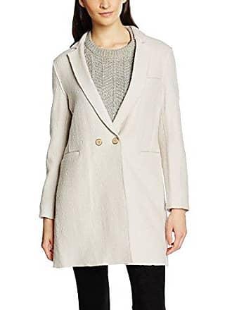 Damen Mantel Elfenbein Medium Pedro del Hierro