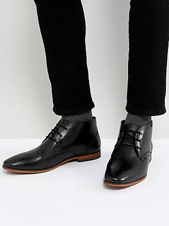 Bottines Chelsea fines en daim - Noir - NoirPier One vLPqTZ1Hoc