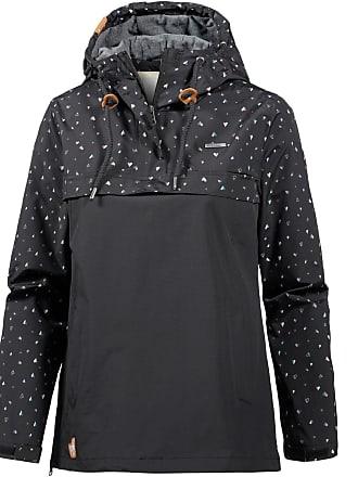 Jacke MELANY hellblau / hellpink / schwarz / weiß Ragwear