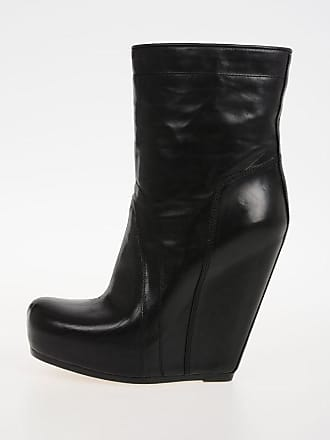 Leather CANTILEVERED Wedges boots Fall/winter Rick Owens tKYJuL