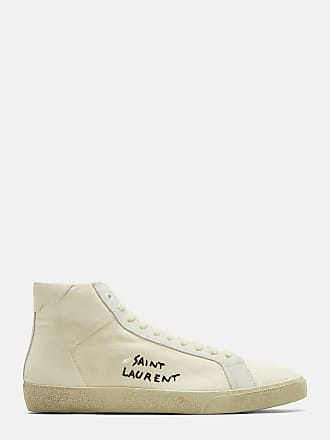 Sneaker Donna On Sale, Mystic Rose, pelle, 2017, 39 Saint Laurent
