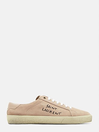 Sneakers for Women On Sale, Optic White, Leather, 2017, 2.5 3 6 Saint Laurent