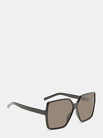 Saint Laurent Betty Sonnenbrille aus Nude farbener Synthetik z0LFT