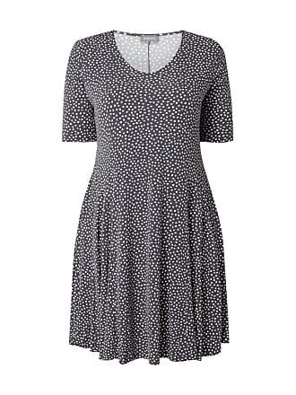 PLUS SIZE - Kleid mit Allover-Muster Samoon