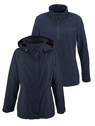 3-in-1-Funktionsjacke »TIGNES« passt zu allen Artikeln der ZipIn!-Serie (62cm), blau, marine Schöffel