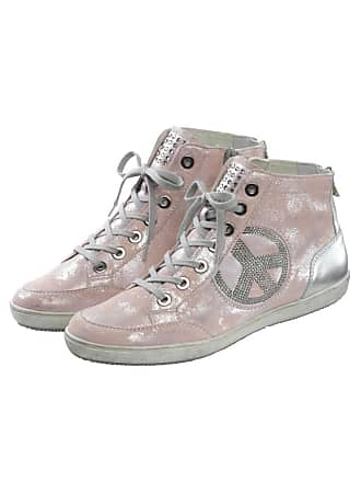 Argent Haute Chaussure À Lacets Semler j2Q2Yv5Vaz