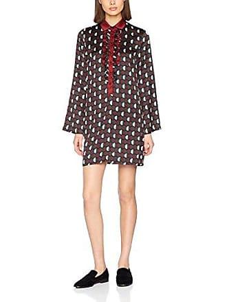 Damen Kleid Printed Dress Sisley