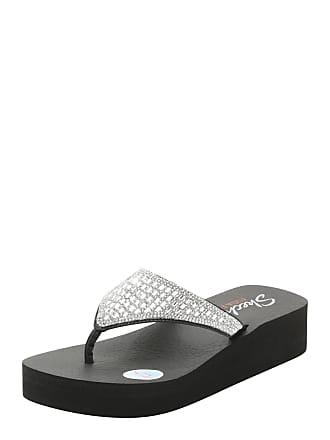 Sandales Plate-forme Skechers Mises À Niveau - Noir - 37 Eu obmXn7QXr