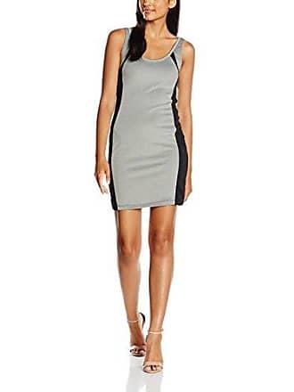 Damen Kleid Abito Smanicato Pack Solo Capri