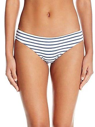 Womens Chambray All Day Retro Pant Bikini Bottom Splendid