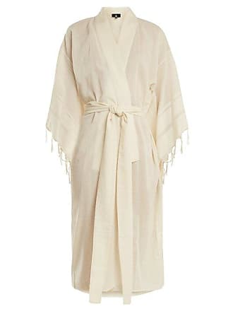 Kalaci linen-blend cover up SU Designs Good Selling Cheap Online whMlGz