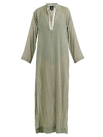 Tara point-collar semi-sheer kaftan SU Designs FgBbWNt