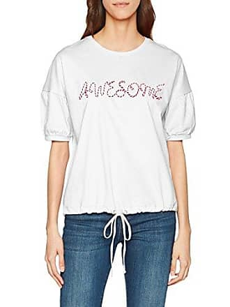 Talk about T-Shirt 1/2 Arm, Camiseta para Mujer, Multicolor (Night of Navy-White-Strip 8010), 44