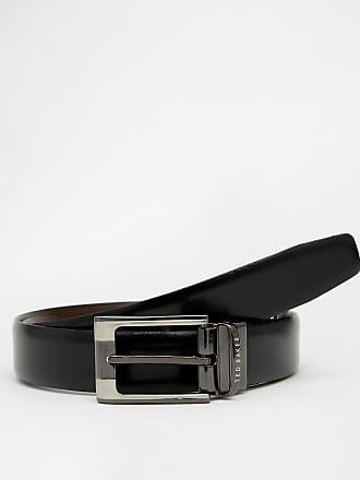 Senape - Chaussures richelieu en cuir - Noir - NoirTed Baker qWbp859