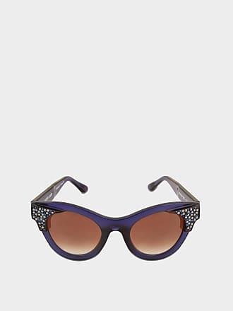 Thierry Lasry Exklusive Sonnenbrille Nymphomany mit Swarovski-Kristallen pjjDjByo