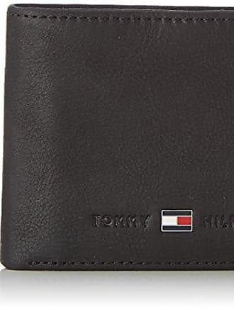 Tommy Hilfiger Johnson AM0AM00665, Porte-MonnaieNoir (002), Taille Unique
