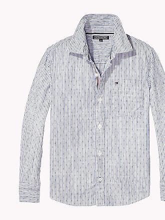 Tommy Hilfiger Signature Tape Detail Shirt Par Carte De Crédit À Vendre Livraison Gratuite Fiable jLU7IASWD