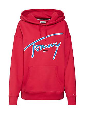Kapuzenpullover pink Tommy Jeans