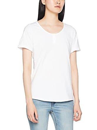 Noppies Shirt SS Digital Rose S0507, Camiseta Premamá para Mujer, Blanco, 42 (Talla del Fabricante: L)
