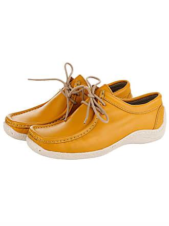 Dentelle Vamos Curry De Chaussures F8e3M7nM1j