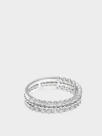Exclusive Princess Ring in gold and diamonds Vanessa Tugendhaft iV6SGaE