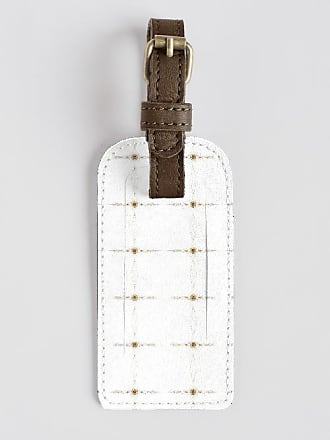 Leather Accent Tag - Alcatraz Unlock Luggage by St. James Whitting St James Whitting 33f1vPT7t2
