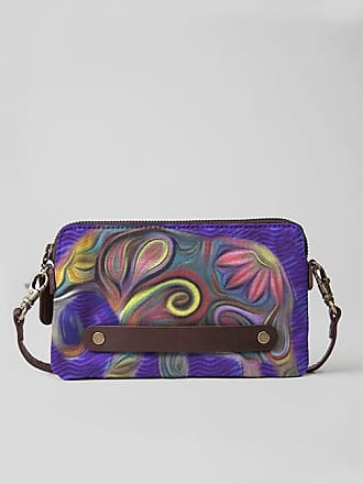 VIDA Statement Clutch - Elephants by VIDA Vky1cF