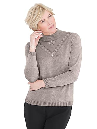 Damen Pullover braun Gr. 38 WITT weiden