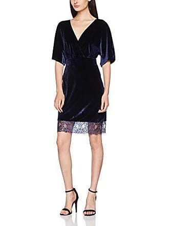 Wolf & Whistle Damen Partykleid Nina Velvet Kimono Sleeve Wolf and Whistle