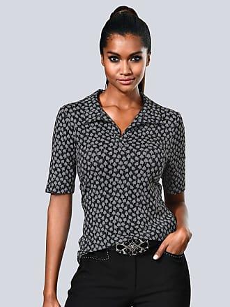 Shirt Alba Moda schwarz/weiß Alba Moda Freies Verschiffen Wirklich KcTJwa