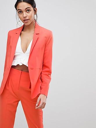 DESIGN - Mansy - Blazer in poppigem Rosa - Rosa Asos b9oueks