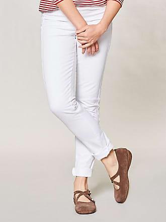 Damen Stretch-Jeans Tammy Weiß - auch in Übergrößen Deerberg 1CtwKDgv