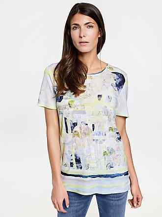 Shirt mit Dschungelprint Grün Damen Gerry Weber GKY8ya9Z