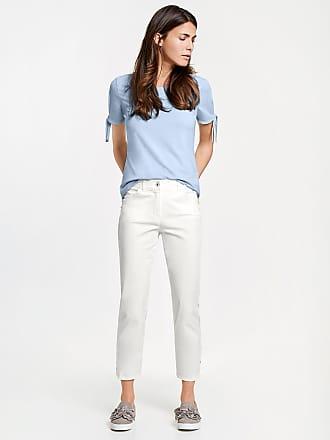 5-Pocket Jeans Danny Langgröße Ecru-Beige Damen Gerry Weber Kosten Für Verkauf d9lsCF