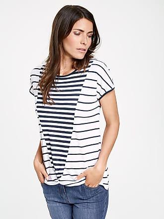 Shirt mit Dschungelprint Ecru-Beige Damen Gerry Weber xzC48