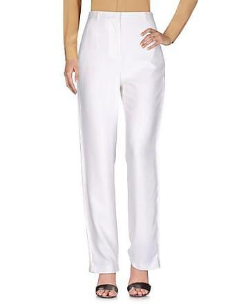 Hose Aus Glänzendem Jacquard - Weiß Givenchy A1GdR