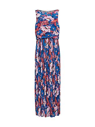 Plissee-Kleid PORTOFIN - ROYAL/ OFFWHITE/ ROSA Max & Co. rYtCofgKkx
