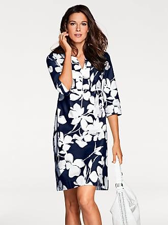 Damen Druck-Kleid 3/4-Arm%2c bunt%2c Länge ca. 94 cm Patrizia Dini by Heine e1wOt0VdSs