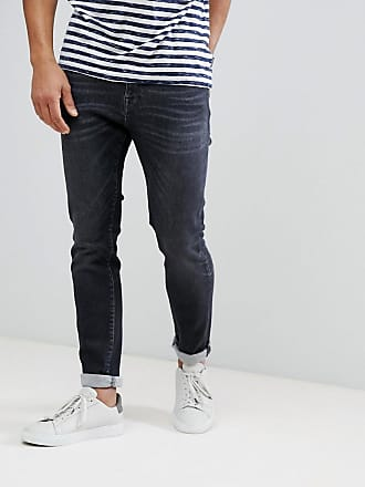 Kurz Geschnittene Slim Fit Jeans Dames Zwart Selected Die Kostenlose Versand Hochwertiger Besuchen Neue Online Nicekicks Online Aus Deutschland Zum Verkauf 9meaJUJ