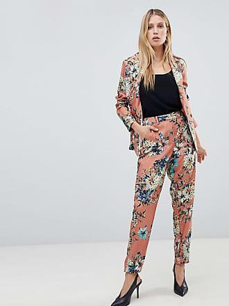 Anzughose mit Blumenmuster - Mehrfarbig Vila Verkaufsangebote Manchester Online In Deutschland Zu Verkaufen WS26USl