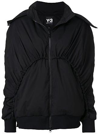 Lange Bomberjacke zum Wenden Yohji Yamamoto BDMwwKR8Ct