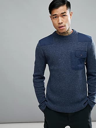 66 North Oxi Powerstretch Crew Neck Sweater In Green - 509 66oNorth