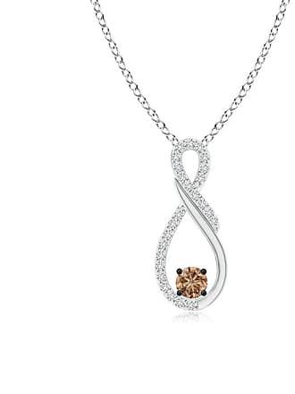 Alór Classique Wavy Diamond Necklace