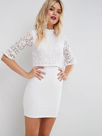 Kleider in Weiß: Shoppe jetzt bis zu −64% | Stylight