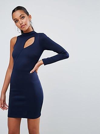 Dark Blue One-Shoulder Dresses: Shop up to −65% | Stylight