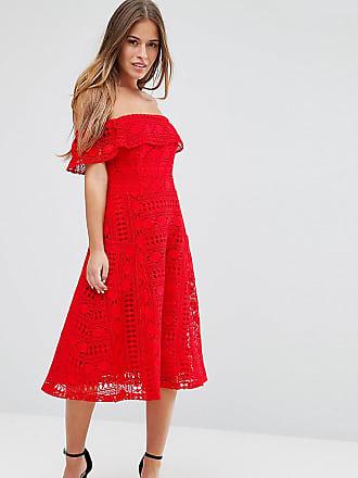 Kleider in Rot: 3639 Produkte bis zu −70% | Stylight